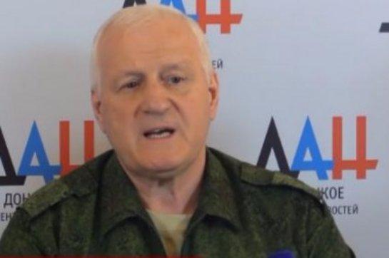 бывший высокопоставленный украинский чиновник Александр Коломиец объяснил свой поступок