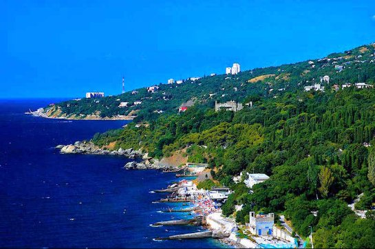 Курортные города в Крыму активно убираются