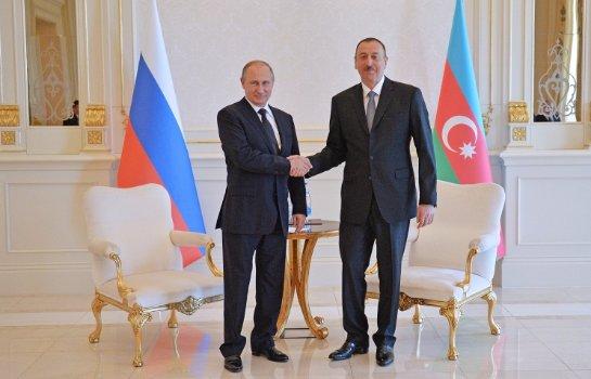 Расширение сотрудничества с Азербайджаном есть привлекательным для Российской Федерации