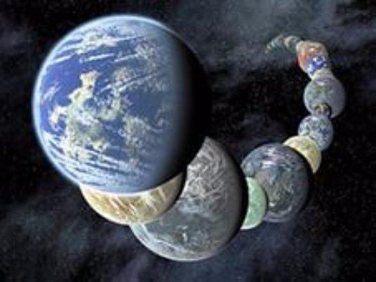 Новая планета в нашей галактике открыта школьником