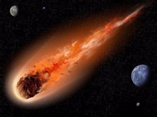Земли грозит новый астероид