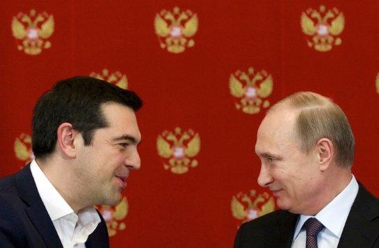 Поможет ли Россия Греции?
