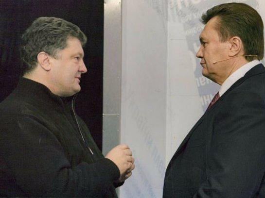 Петр Порошенко заступился за Януковича