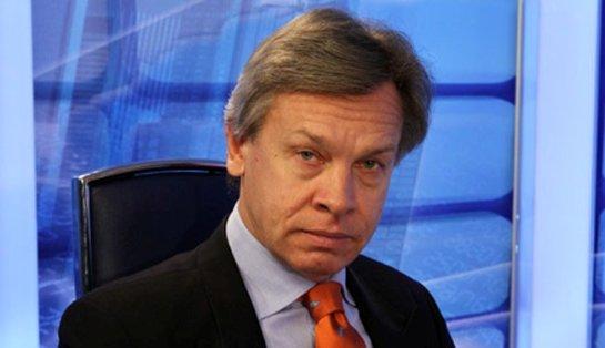 Пушков не верит, что новые санкции помогут Украине