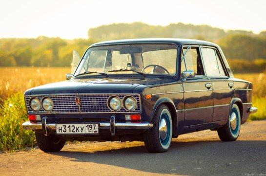 Самым угоняемым автомобилем в России оказалась