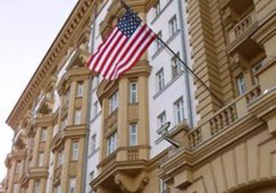 Аноним предупредил посольство США в Москве о заложенной бомбе