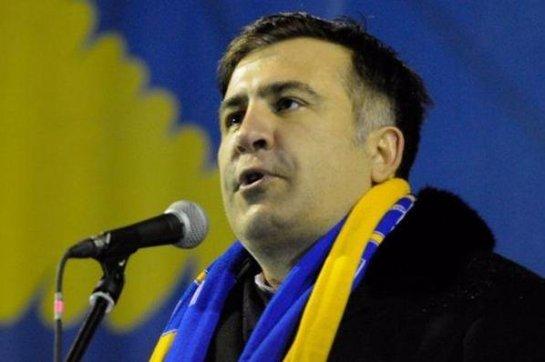 Саакашвили уверен, что сможет вернуть Украине Крым