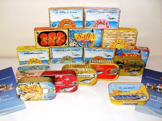 Правительство планирует распространить эмбарго на рыбные консервы из США и Европы