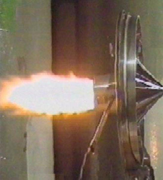 Система, предназначенная для сбивания астероидов, может быть использована как двигатель