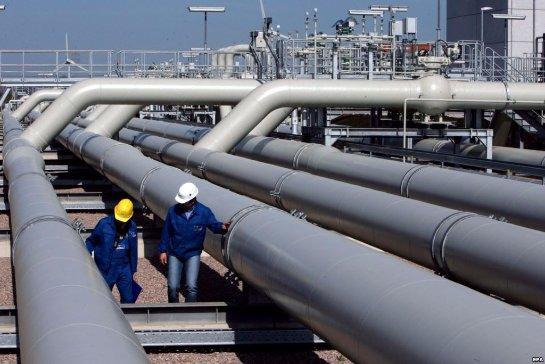 Правительство намерено построить газопровод в Крым