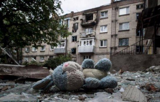 Украинские силовики этой ночью снова обстреляли Горловку. Есть жертвы