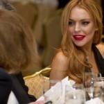 Актрису Линдси Лохан выставили из московского ресторана