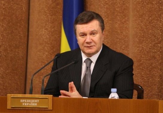 Виктор Янукович больше не будет иметь звания президента Украины