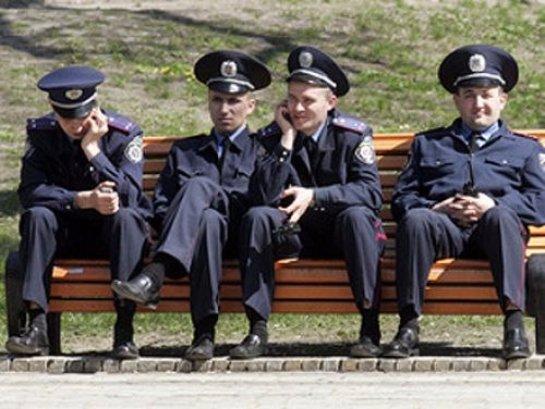 Украина создает свою милицию для Крыма