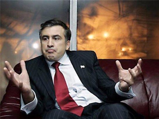 Саакашвили удивлен, почему украинцы с их земельными ресурсами самые бедные в Европе