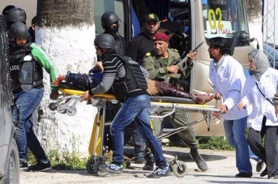 Туристы боятся ехать в Тунис