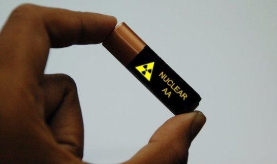 Ядерные батарейки уже скоро смогут стать реальностью