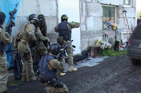 В Балашихе провели спецоперацию по выявлению экстремистов