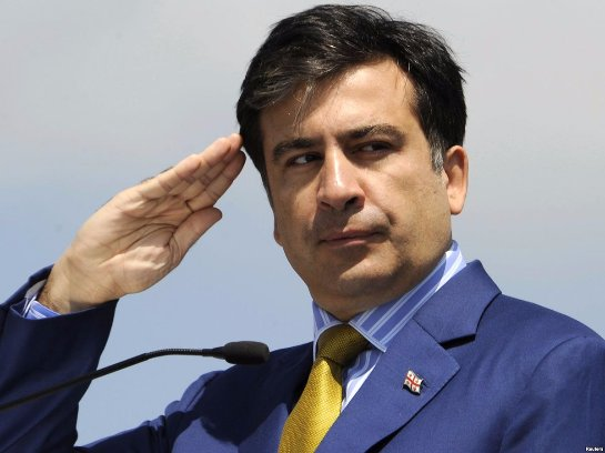Саакашвили признал, что его новую команду спонсирует США