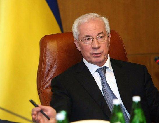 Николай Азаров заявил, что у Украины есть хозяин - посол США