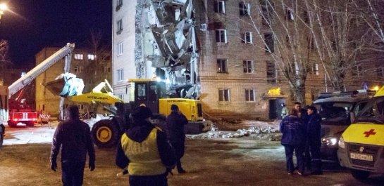 Жители обрушившегося дома в Перми нашлись живы и здоровы