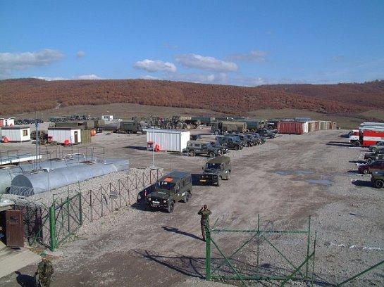 На военной базе России в Армении проверят боеготовность