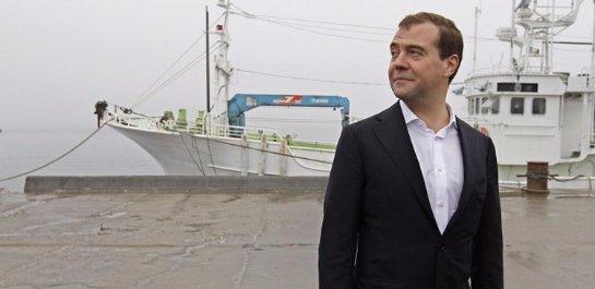 В Японии обеспокоены посещением Дмитрием Медведевым Курильских островов