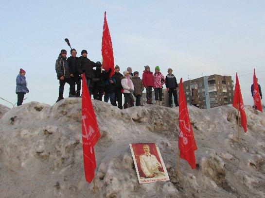 Российские коммунисты хотят снять патриотический фильм