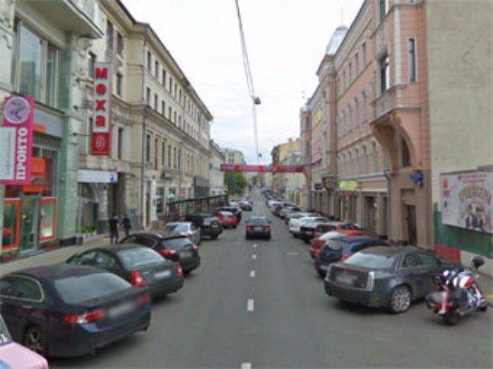 На некоторых улицах Москвы будет запрещено парковаться