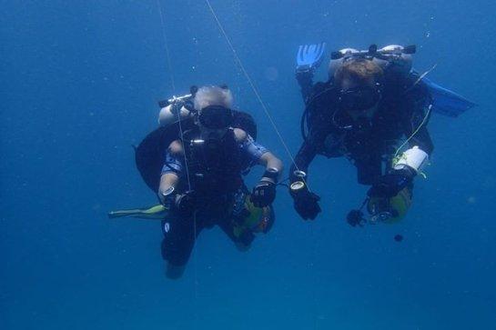 Шведы нашли подводную лодку, которая была затоплена в начале 20 ст.