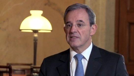 Тьерри Мариани  назвал исторически закономерным присоединение Крыма к Российской Федерации