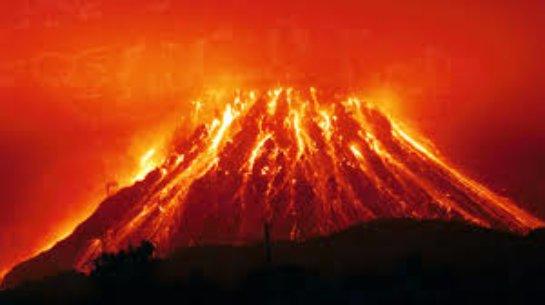 В Мексике извержение вулкана: эвакуируют людей