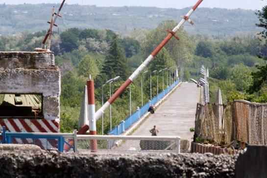 Грузия обвиняет Российскую Федерацию в смене расположения границы в районе Цхинвали
