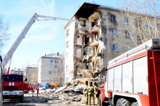 В Перми в обрушенный дом возвращаются жильцы