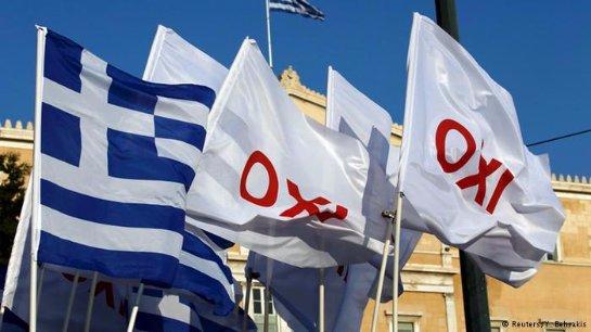 Завтра состоится референдум в Греции