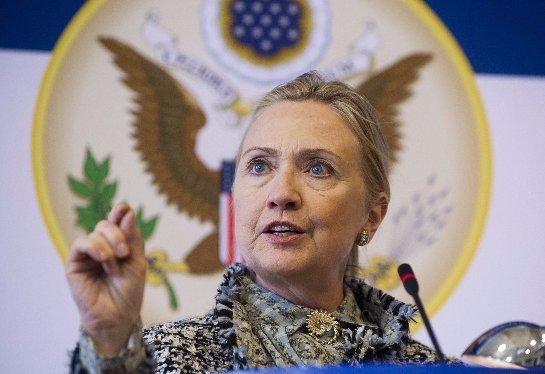 Хиллари Клинтон обвиняет Китай в хакерстве