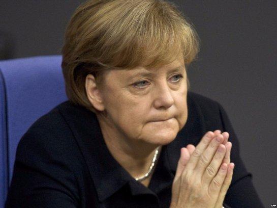 Меркель не понравилась идея легализации однополых браков