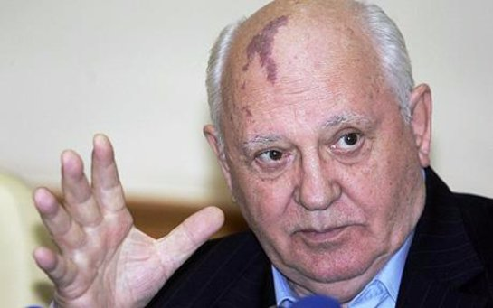 В пресс-службе Горбачева не подтвердили слухи о его болезни