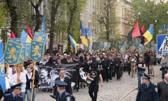 Во Львове требуют, чтобы Галиция стала автономной