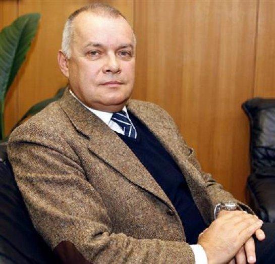 Администрация Facebook  удалила страницу Дмитрия Киселева