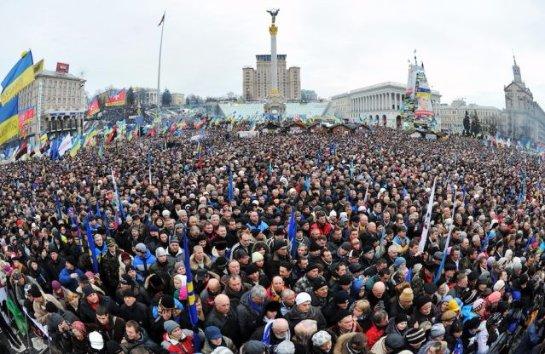 В воскресенье в Киеве проведут народное вече