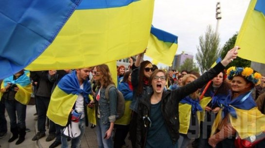 В Киеве снова народные волнения