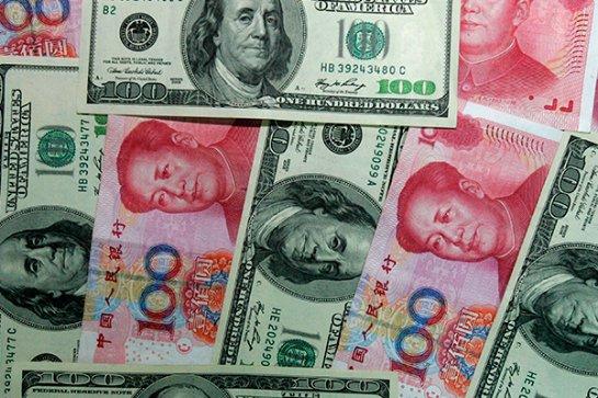 У китайских компаний огромные долги
