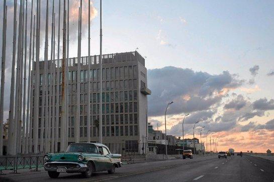 США и Куба наладили дипломатические отношения
