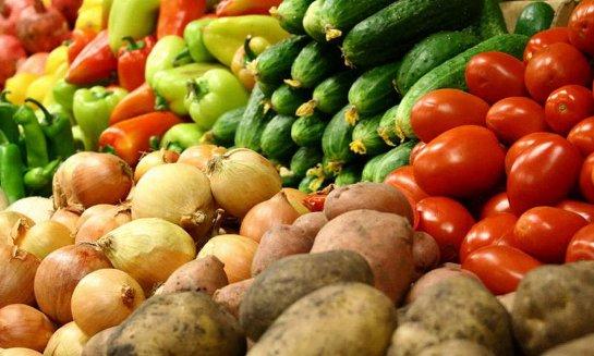 Овощи станут еще дешевле