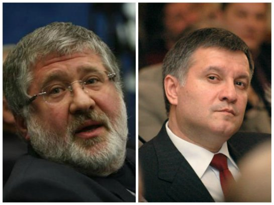Российская Федерация снова обратится в Интерпол по поводу международного розыска Коломойского и Авакова