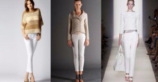 Белое надевать? Секреты летнего гардероба
