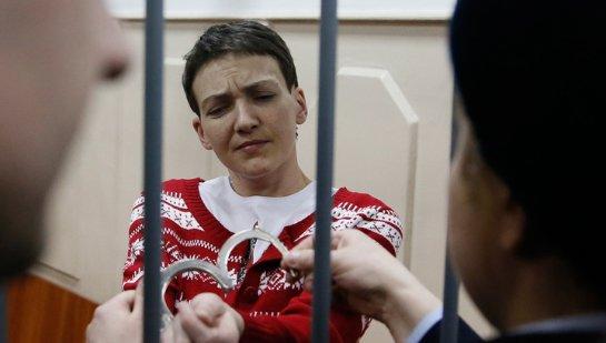 По делу украинской летчицы Надежды Савченко начались предварительные судебные слушания