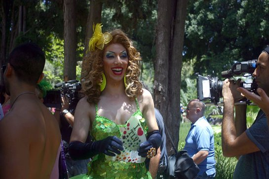 Гей-парад в Иерусалиме закончился поножовщиной