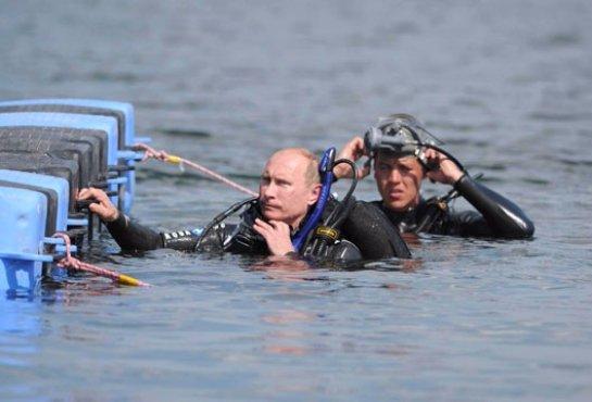 Путин посетит загадочные места Крыма